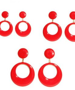 Pendientes de Flamenca CHD