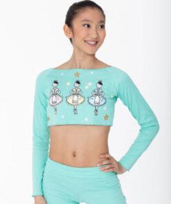 Camiseta Danza Calarpe Co El Petit Ballet