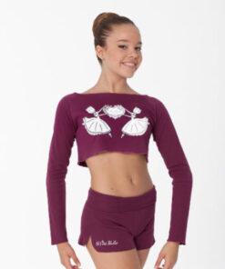 Camiseta Danza Calarpe Let El Petit Ballet