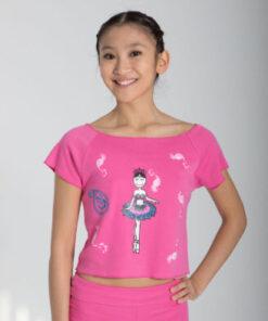Camiseta Danza Cancon Baya El Petit Ballet