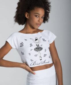 Camiseta Danza Cancon Cisne El Petit Ballet