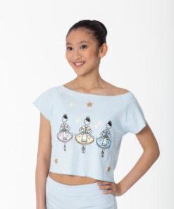 Camiseta Danza Cancon Co El Petit Ballet
