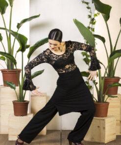 Pantalón Falda Flamenco Davedans Argel