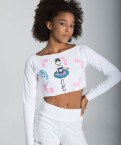 Camiseta Danza Calarpe Baya El Petit Ballet