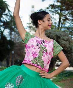 Camiseta Danza Caim Lola El Petit Ballet