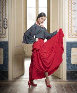 Falda Flamenca Davedans Cala Fajín