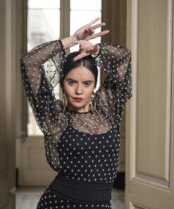Maillot de Flamenco Hourtin Davedans