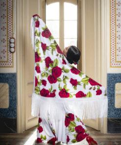 Mantón de Baile Flamenco Davedans Thau