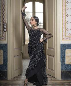 Vestido Flamenca Davedans Carcans