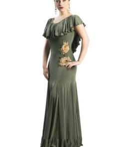 Vestido Flamenca Davedans Mallo