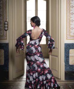 Vestido Flamenca Davedans Murten