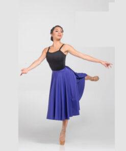 Falda Danza Ballet Rosa Alix