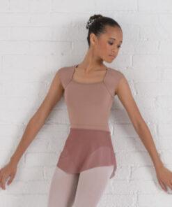 Falda Ballet Rosa Skyler