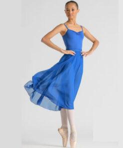 Falda Danza Ballet Rosa Kumi