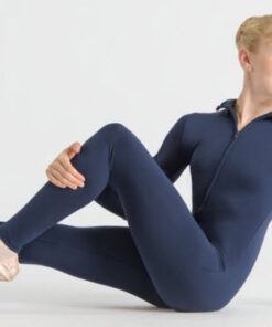 Entero Cremallera Petra Ballet Rosa