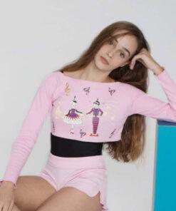 Camiseta Danza Calarpe Ar El Petit Ballet