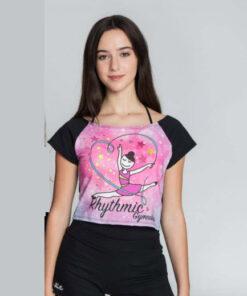 Camiseta Danza Cancon Gym El Petit Ballet