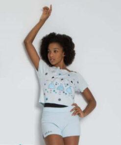 Camiseta Danza Cancon Wil El Petit Ballet