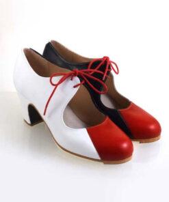 Zapatos de Flamenco Mujer Begoña Cervera Espejo