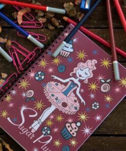 Cuaderno de Ballet Lipe El Petit Ballet