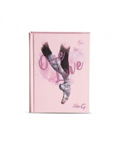 Agenda Escolar Ballet School Diary Like G.