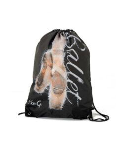 Bolsa Saco de Ballet Polyester Bag Like G.