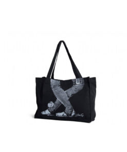 Bolsa de Ballet Black Shopper Bag Like G.