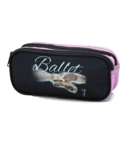 Estuche Cremallera Doble Ballet Pencil Case Like G.