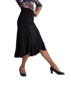 Falda Flamenca Corta Happy Dance