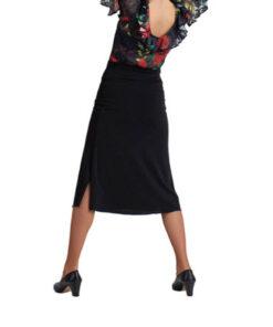 Falda Flamenca Recta Happy Dance