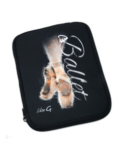 Funda de Ballet para iPad/Tablet/Pc Cover Like G.