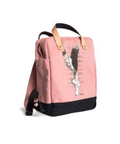 Mochila de Ballet Pink School Bag Like G.