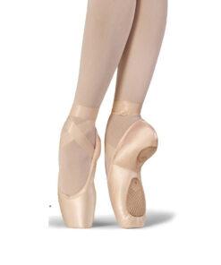 Puntas de Ballet Elegance Bloch