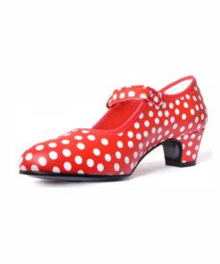 Zapatos de Baile Flamenco Happy Dance Principiante