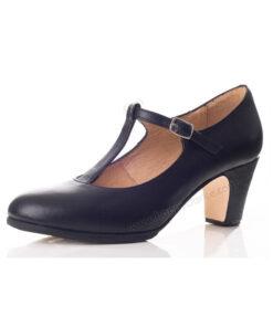 Zapatos de Baile Flamenco Happy Dance Profesional Cerrado