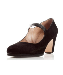Zapatos de Baile Flamenco Happy Dance Profesional Goma