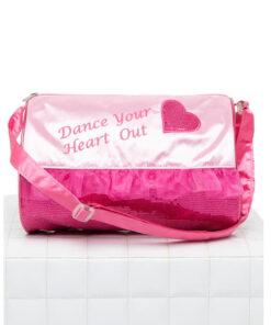 Bolsa Ballet Heart Barrel Capezio