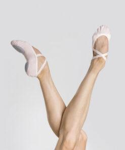 Zapatilla de Ballet Media Punta Ceres Wear Moi