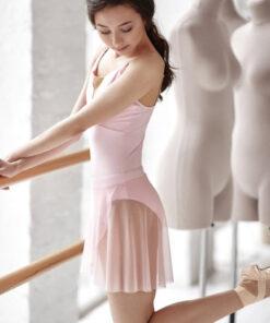 Falda Corta Ballet Microtul Grishko