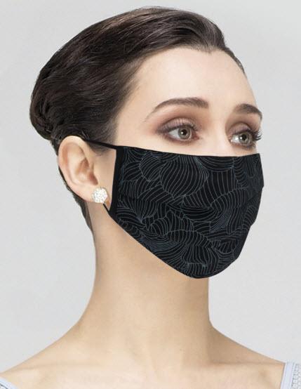 Mascarilla Ballet Protección Estampado Wear Moi
