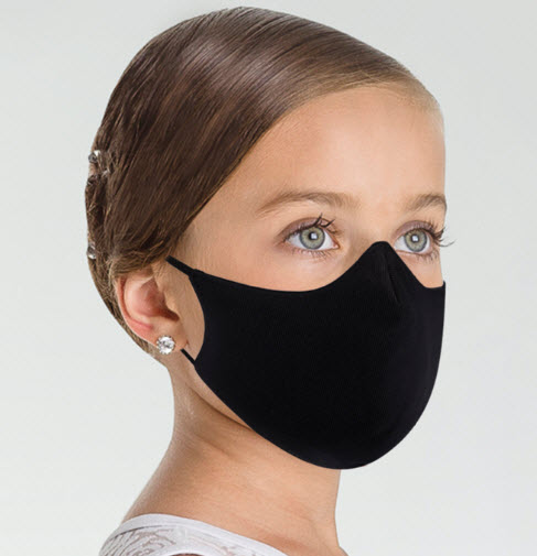 Mascarilla Adaptable Ballet Protección de Wear Moi