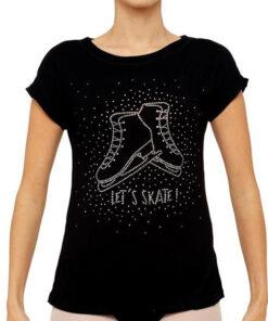 Camiseta Cambotbri Patinaje Artístico Intermezzo