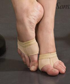 Arañas Danza Foot Thongs 2 Openings Sansha