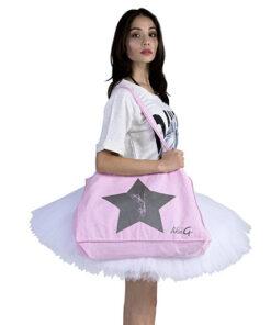 Bolsa de Ballet Pink Shopper Bag Like G.