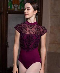 Maillot Ballet Bodymernilacrem Intermezzo