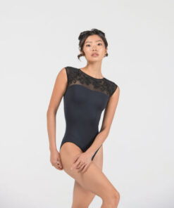 Maillot Ballet Rosa Lesly