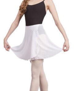 Falda Ballet Cruzada Avril Sansha