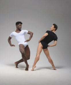 Maillot Ballet Hombre Legris Ballet Rosa