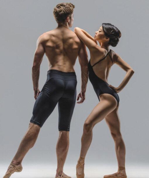 Pantalón Ballet Hombre Adonis Ballet Rosa