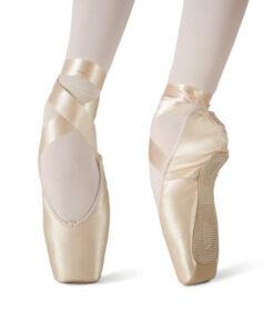 Puntas Ballet DIVA Marca Merlet